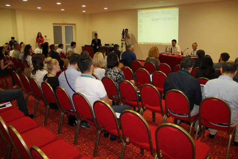 "Workshop ""Smart specialisation methodology"" 24.07.2014."